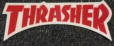 Thrasher Sticker Red Spitfire Vans Krooked Skateboards Anti Hero FA Real Thunder