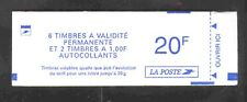 MARIANNE LUQUET TIMBRES ADHESIFS TYPE II CARNET STERNERS COMPOSITION VARIABLE