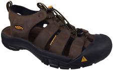 KEEN Newport Mens Footwear Sandals - Bison All Sizes UK 10