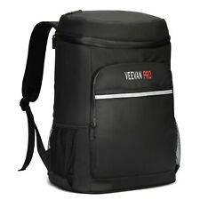 Cooler Backpack 40 Cans Lightweight Insulated Backpack Leak-Proof Large Capacity