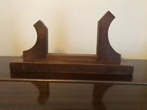 Vintage Retro Art Deco Free Standing Wooden Picture Photo Frame 1930's or 40's