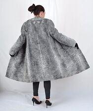 US361 Fur Persian Lamb Coat Jacket no mink Pelzmantel Persianer Mantel ca. 2XL