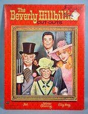 1964 Beverly Hillbillies Orig. Paper Dolls Buddy Ebsen Irene Ryan Donna Douglas