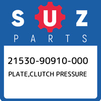 21530-90910-000 Suzuki Plate,clutch pressure 2153090910000, New Genuine OEM Part