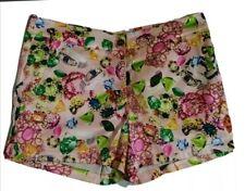 Gem Printed pink Shorts
