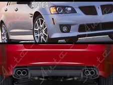 2008-2009 Pontiac G8 Smoked Side Markers Tint Overlay Kit + rear reflectors