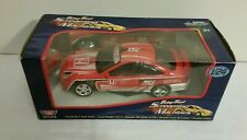 MotorMax 1:24 Scale Honda Civic Si Coupe Racing Screaming Machines Red