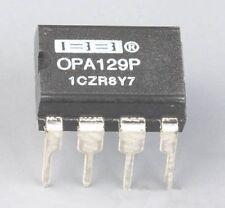 BB OPA129P DIP-8 Ultra-Low Bias Current Difet OPERATIONAL