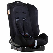 MyChild Chilton Child Car Seat - From Birth To 4 Years - Group 0 / 1 - Black