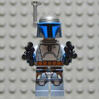 LEGO Star Wars Jango Fett Minifigure sw0468  75015