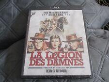 """BLU-RAY NEUF """"LA LEGION DES DAMNES"""" Fred MacMURRAY / western de King VIDOR"""