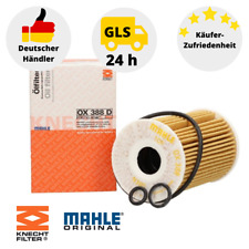KNECHT / MAHLE Ölfilter OX388D für GOLF VI 1.6 2.0 TDI 90-170 PS