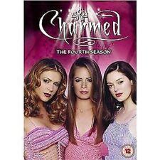 Charmed DIE COMPLETO 4. Cuarto Temporada 6 DVD Nuevo y caja original
