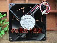 NMB-MAT Fan Model 3110KL-04W-B69 80*80*25mm 3Pin #M607 QL