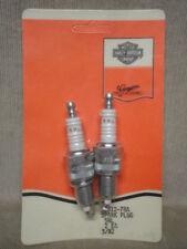NOS 1980's Harley Davidson 5RL 2 Pack Spark Plugs Part # 32312-78A