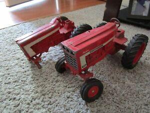 JI Case IH Farmall McCormick Farm Toy Tractor 966 Model Unknown Custom Parts
