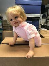 Pamela Erff Vinyl Puppe 50 cm. Limitierte Auflage. Top Zustand