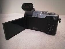 Panasonic DMC GX8 EG-S , Silber 20 MP, Lumix G