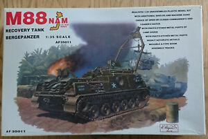 "1/35 US M88 'NAM' ARV / Bergepanzer - AFV Club 35011 -  ""Wahl-Kette"""
