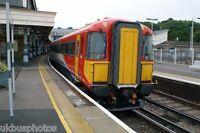 Ex SWT 2413 on Test Lewes 2008 Rail Photo