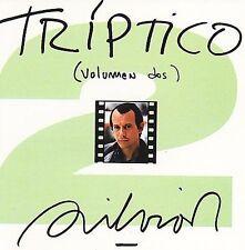 CD SILVIO RODRIGUEZ triptico vol.2 LLOVER SOBRE MOJADO el vigia ME VEO CLARAMENT