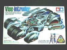 Tamiya 1998 Vintage 1/32 Mini 4Wd Mechanical Vise Intruder 19305 Japan Made Rare