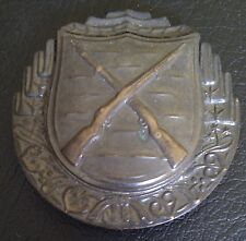 ✚4383✚ Czech Army Bohemian Sharpshooter Proficiency Badge after WW1 pre WW2