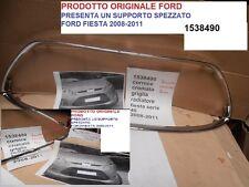 Cornice cromata griglia paraurti anteriore Ford Fiesta dal 7/08 a 7/2011 1538490