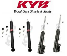 KYB 4 Struts Shocks Suzuki Sidekick 96 97 - 98 with ABS 334195-334196 343247