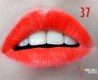 Matt Damen Lippenstift wasserdicht Lippen Stift Lip Gloss Make up Farbe #37