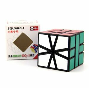 ShengShou Square One SQ1 Magic Cube Puzzle Educational Toy for Children Kids