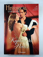 Historical Exklusiv Roman Erotik Romantik Buch - Kapitäne der Herzen