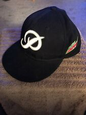 Paul Rodriguez Primitive Mountain Dew Hat Black Snapback OSFM