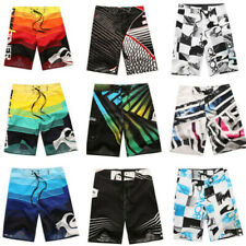 44aff40d66 Men's Surf Board Shorts Summer Beach Shorts Pants Swiming Trunks Swimsuit  30-38