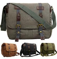 Canvas Ocello Dispatch Shoulder Holdall Messenger Work Hand Flight Cabin Bag