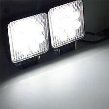 1pc 27W 9LED Work Light Spot Offroad Fog 4x4 Truck Boat Jeep Light 12V FE