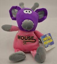 "Computer Bean Bags Mouse Dan Dee International Plush Toy MWMT 7"""