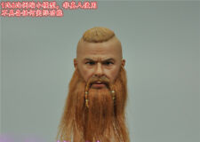 "COOMODEL SE018 1:6th VIKING VANQUISHER Lord Figure Head Sculpt For 12"" Figure"