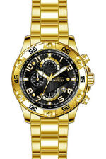 Invicta Men's S1 Rally Chronograph 100m Gold Plated Stainless Steel Watch 26097