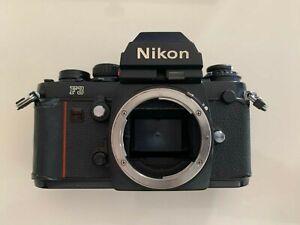 Fotocamera reflex 35mm Nikon F3 solo corpo  esposimetro TTL - mirino intercamb.