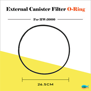 Genuine O-Ring for SUNSUN HW-3000 External Canister Filter