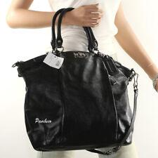 🌺🌺NWT Coach Madison Leather Lindsey Shoulder Bag Hand Bag Purse 18641 Black