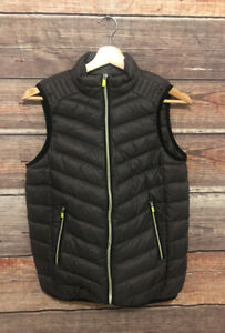 Fabletics Down Puffer Vest Small