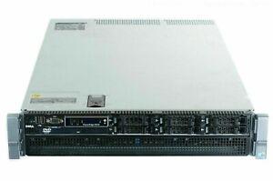 Dell PowerEdge R810 2x Six-Core X7540 2Ghz 128GB Ram 73GB HDD 2U Rack Server