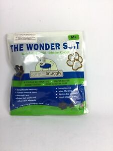 Surgi-Snuggly - The Wonder Suit - Post Surgical and/or Senior Dog Ailment Suit -