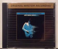 Jeff Beck - Wired  MFSL Gold CD (Ultradisc)