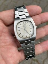Zenith Automatic Cal 2572 PC Original Dial Vintage Watch