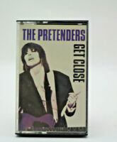 Get Close 1986 by The Pretenders Audio Cassette Tape Pre-Owned Good