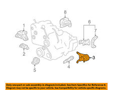GM OEM-Transmission Trans Mount 15861081