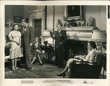 ANNE BAXTER YOU'RE MY EVERYTHING ORIG 8X10 PHOTO #X530